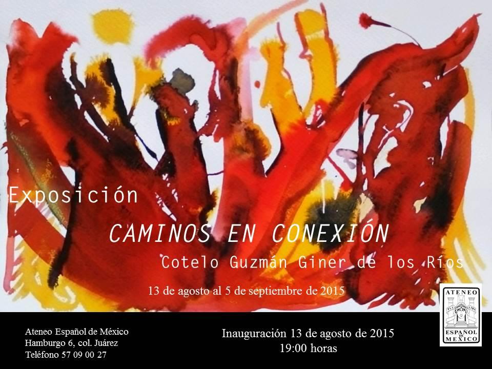 13 de agosto expo invitación
