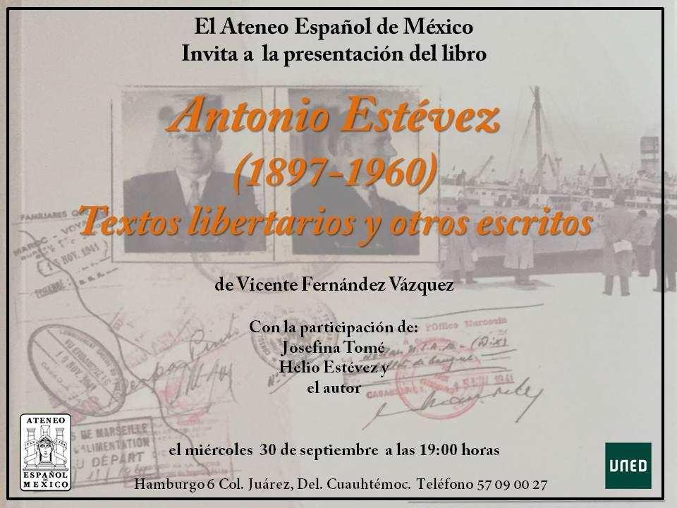 30 de septiembre - Antonio Estévez AEM borrador