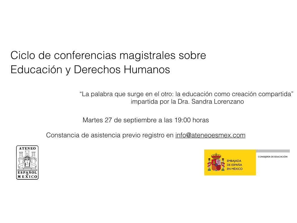 Ciclo de conferencias ED y DDHH.001