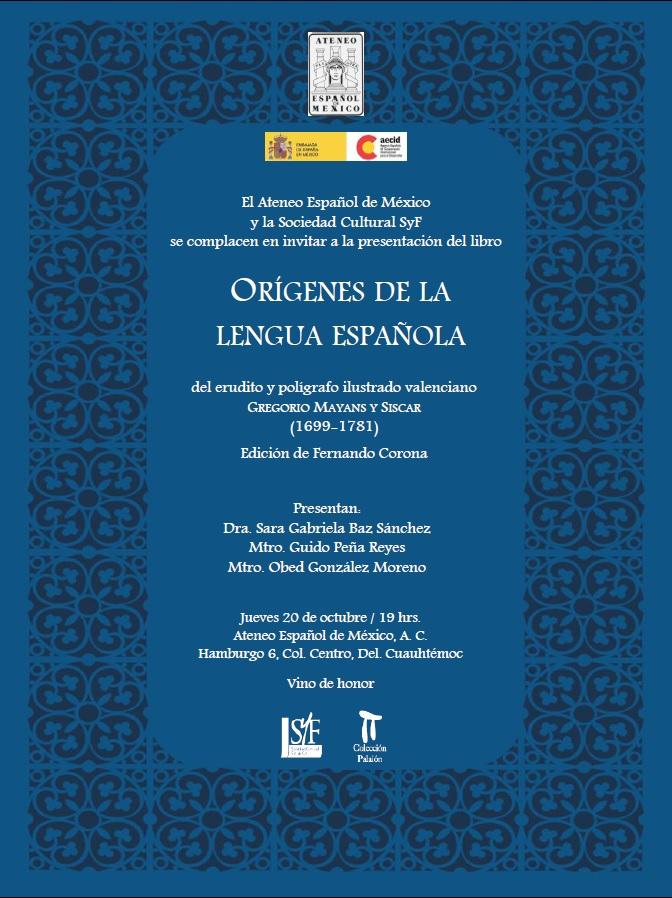 Presentación Orígenes de la lengua española