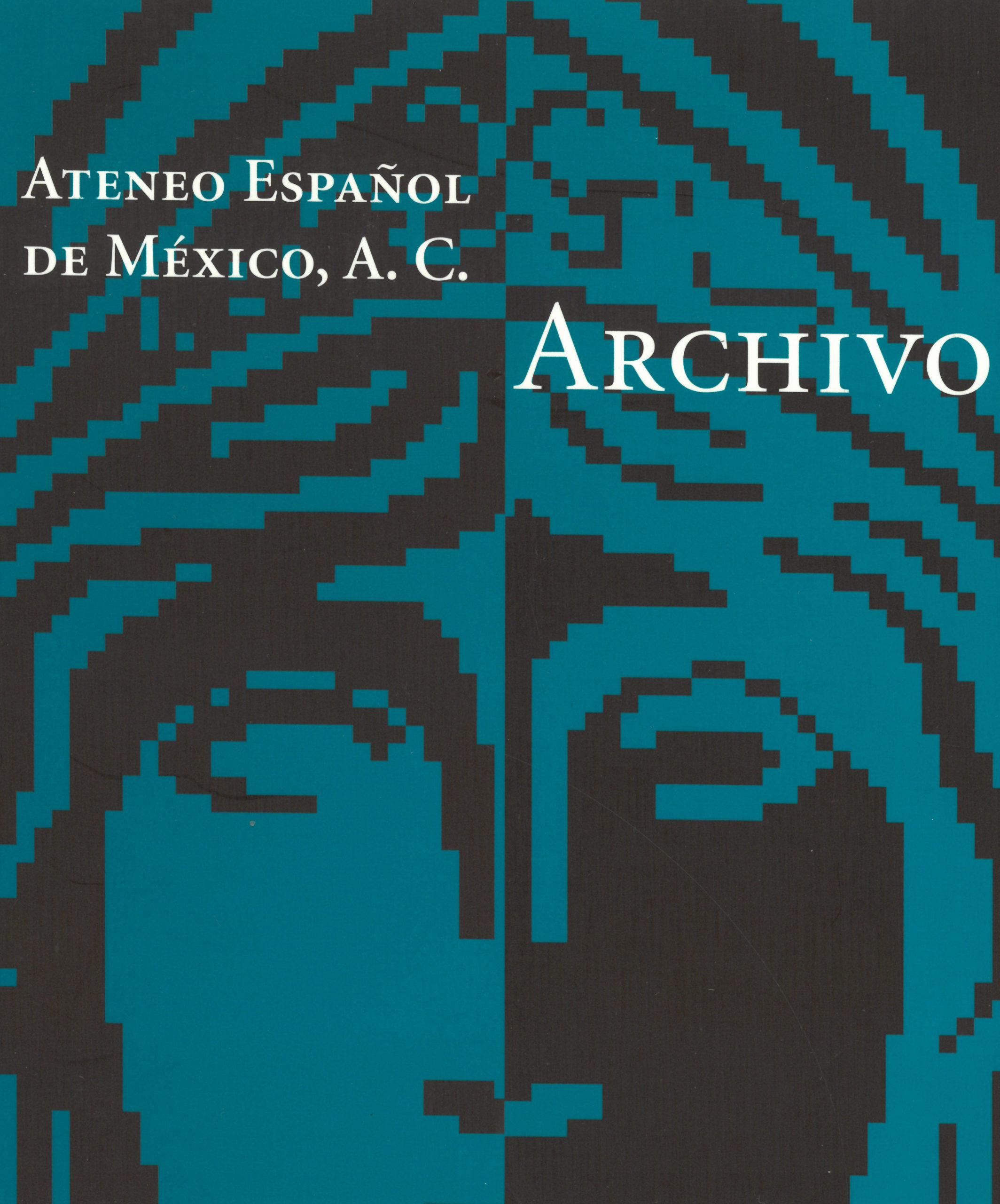 Archivo. Ateneo español de México, A.C. Image